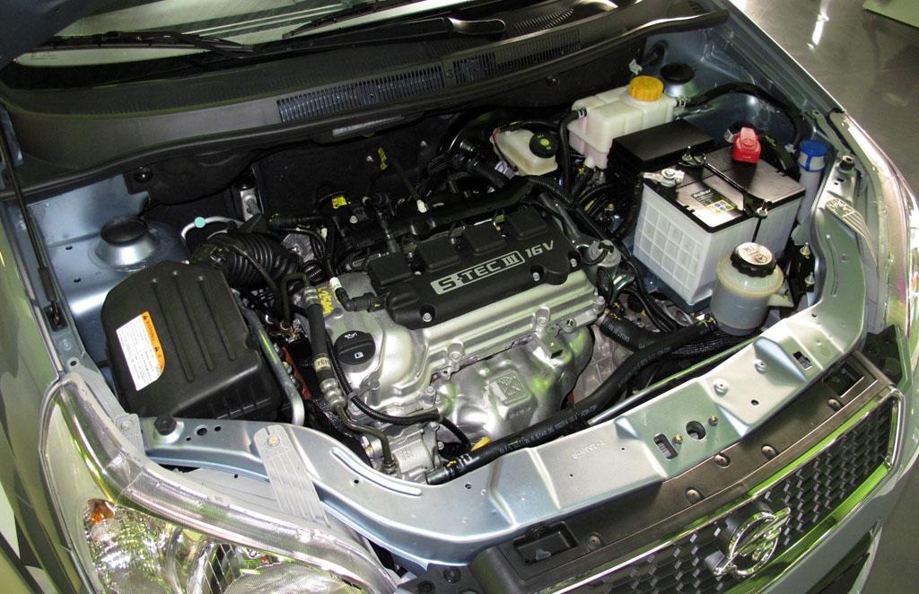Двигатель новой Нексии Равон