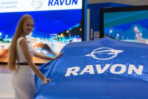 Компания Ravon на ММАС 2016